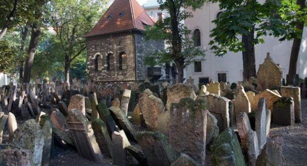 cementerio judio praga